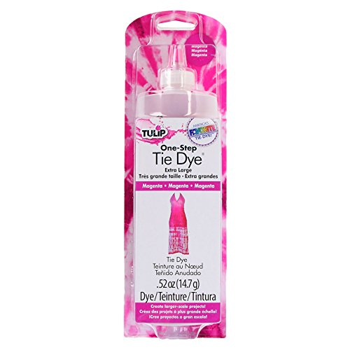 Tulip One-Step Open Stock Tie Dye, 16-Ounce, Magenta front-944629