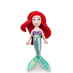 Mini Ariel Plush Doll -- 12'' H