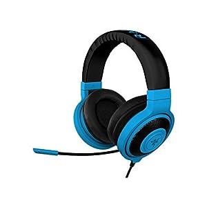 Razer Kraken Pro Over Ear PC and Music Headset, Neon Blue (RZ04-00870800-R3M1)
