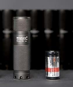 NiteCore SmartPD EX10 LED Flashlight 130 lumens Piston Drive