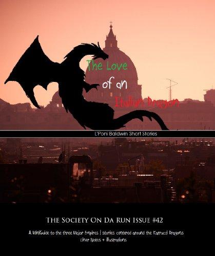 E-book - The Love of an Italian Dragon by Nipaporn Baldwin