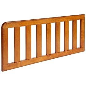 Simmons Furniture Serenade Toddler Guard Rail - Hazelnut