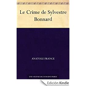 Le Crime de Sylvestre Bonnard