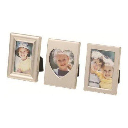 Kenro Mini Rectangular & Heart Photo Frame (MIN02)