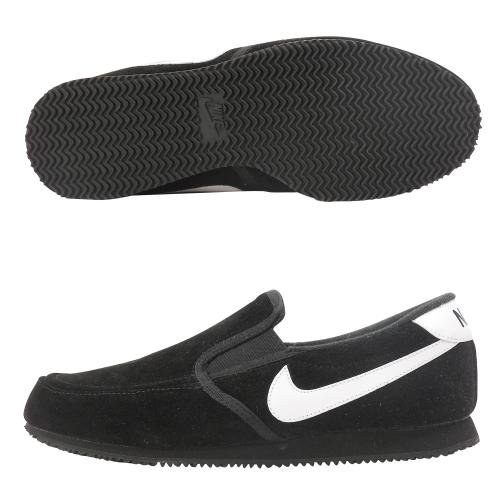 nike glide black mens slip on shoes 316212 011