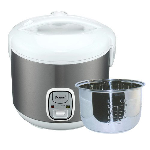 Narita 4 Cup Rice Cooker / S.S pot