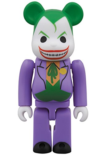 Medicom DC Super Powers: Joker Bearbrick SDCC 2014 Edition Action Figure