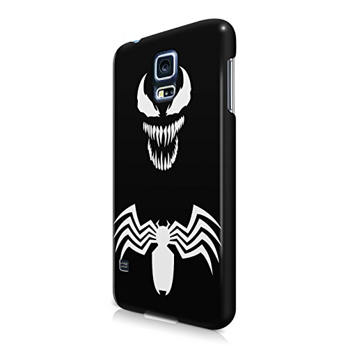 Venom Spiderman Carnage Symbiote Villian Hard Snap-On Protective Case Cover For Samsung Galaxy S5