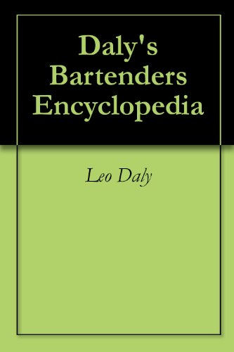 dalys-bartenders-encyclopedia-english-edition