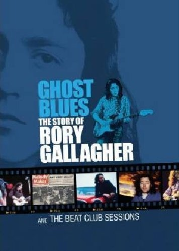 Rory Gallagher - Ghost Blues (2 Dvd)