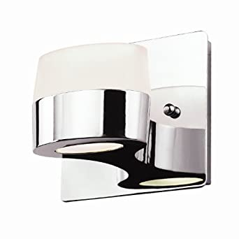 Amazon.com: DVI DVP6801CH Europa Bathroom Light: Home Improvement