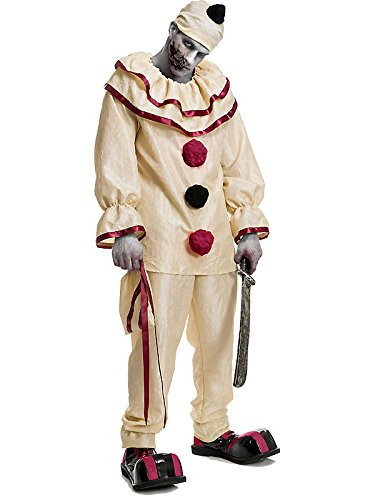Charades Costumes Men's Costumes Horror Clown