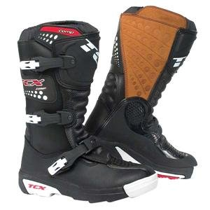 TCX Youth Comp Boots - Youth 1.5/Black