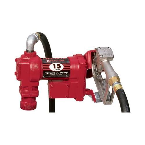 Fill Rite Fuel Transfer Pump   12 Volt, 15 GPM, Model# FR1210CNT