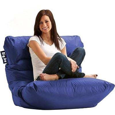 Big Joe Roma Chair ( Sapphire ) Easily Cleaned And Waterproof