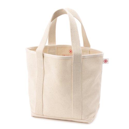 (ドレステリア)DRESSTERIOR 帆布トートバッグ(小) ホワイト(002) 00