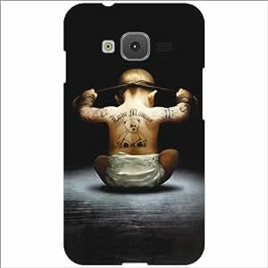 Samsung Z1 Back Cover - Awesome Desiner Cases