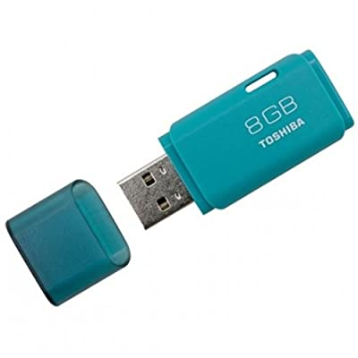 TOSHIBA 8gb USB FLASH MEMORY