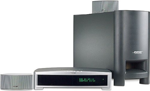 Bose 321gs Series Ii Silver Home Theater System Reviews