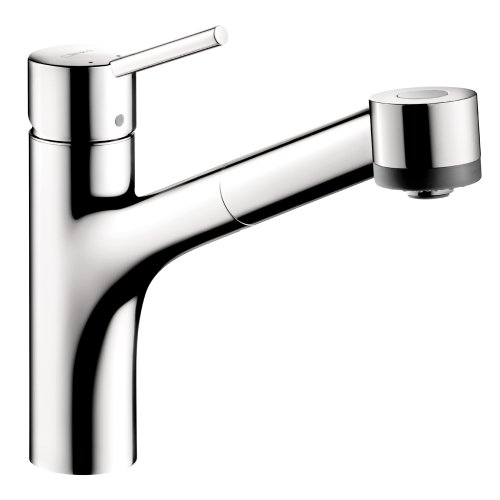 Hansgrohe 06462001 Talis S Kitchen Faucet, Chrome (Talis Kitchen Faucet compare prices)