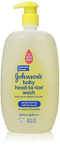 Johnson's Baby Head-to-Toe Wash, 28 Ounce