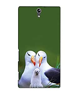 SONY XPERIA C5 COVER CASE BY instyler