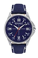 Sperry Top-Sider 103308 Blue Nylon Strap Men's Watch by Sperry