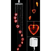 Heart Decorations – Red Heart Shaped…