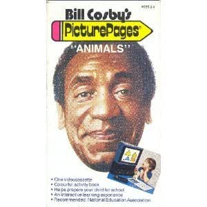 Bill Cosby's Pictures Pages: Animals VHS