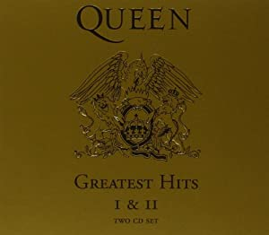 Queen: Greatest Hits I & II by Hollywood Records