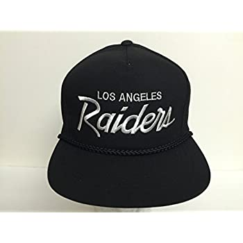 Vintage Los Angeles Raiders Snapback Hat
