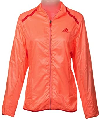 Adidas Ladies adiZero Warm Up Jacket by adidas