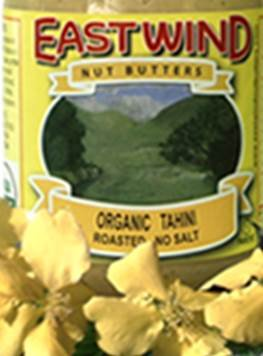 East Wind - Tahini - Seed Butter from Sesame Seeds (Certified Organic) Buy Bulk 15 Lbs... by East Wind