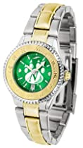 Northwest Missouri State Bearcats Competitor AnoChrome Ladies Watch with Two-Tone Band