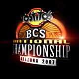 The Tostitos BCS National Championship Game