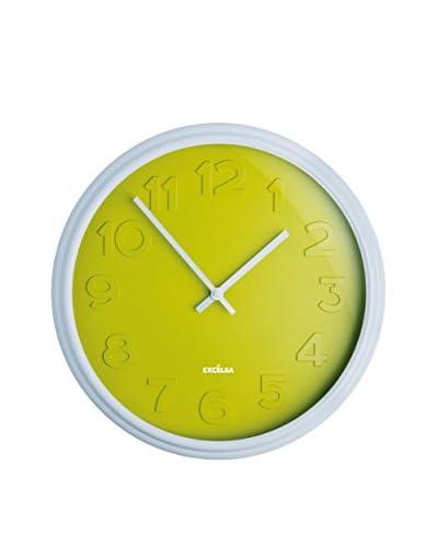 Reloj De Pared Color Time