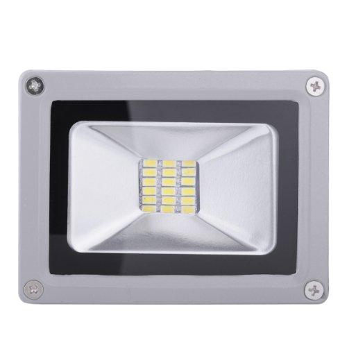 20W 30W 50W 80W 100W Cool White Warm White Waterproof Flood light SMD LEDS Outdoor Spotlight Lamp (Cool white, 20W)
