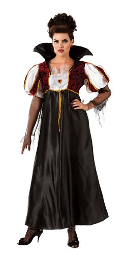 Plus Size Royal Vampire Costume