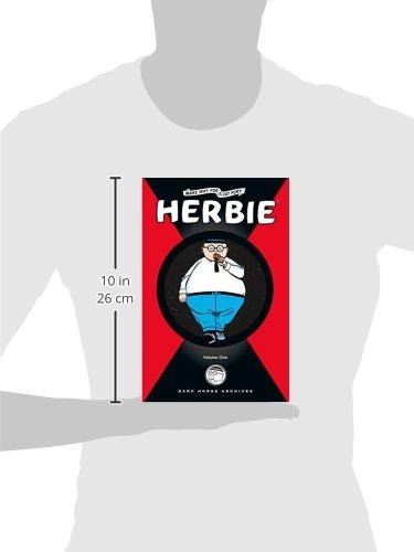 Herbie Archives Volume 1: v. 1 (Archive Editions)