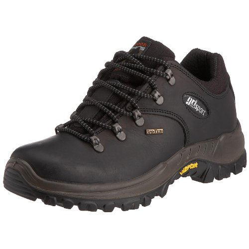 Grisport Men's Dartmoor Hiking Shoe Black CMG477 12 UK
