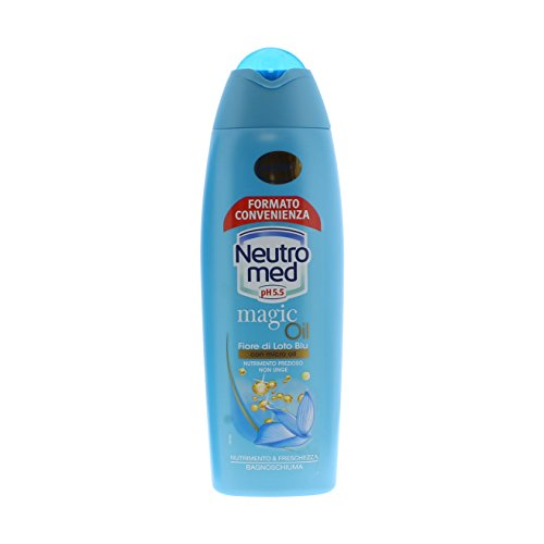 Neutromed Bagno 750Ml Magic Oil Fiori di Loto