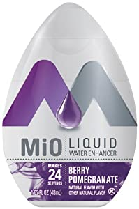MIO Berry Pomegranate, 1.6-Ounce (Pack of 4)