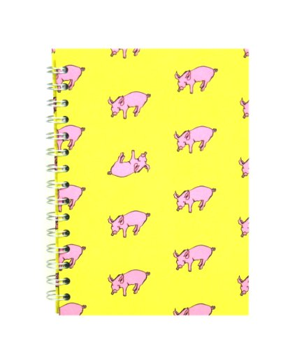 pink-pig-a5-portrait-sketchbook-white-cartridge-35-leaves-sunshine-yellow