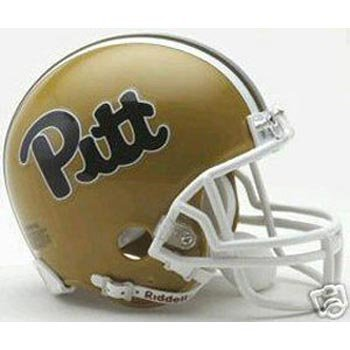 Pittsburgh Panthers Replica Mini Helmet