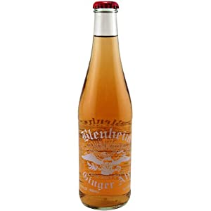 Blenheim Ginger Ale 12oz Bottle - Hot Flavor