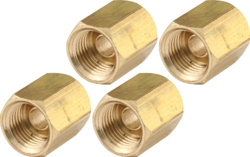 Allstar all quot inverted flare union brass brake