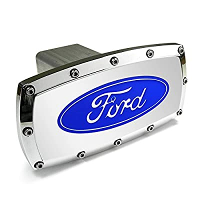 Ford Billet Aluminum Tow Hitch Cover