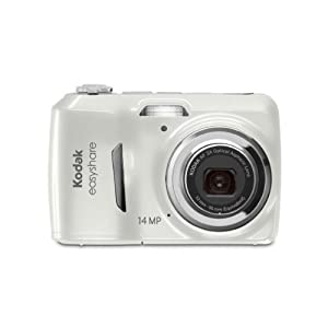 Kodak C1530 Digital Camera (White)