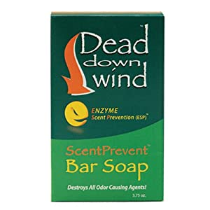 Dead Down Wind Bar Soap (4.2 Ounce)