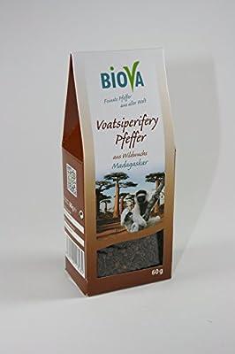 Biova - Voatsiperifery Pfeffer Wildwuchs Madagaskar - 60g von Biova GmbH - Gewürze Shop